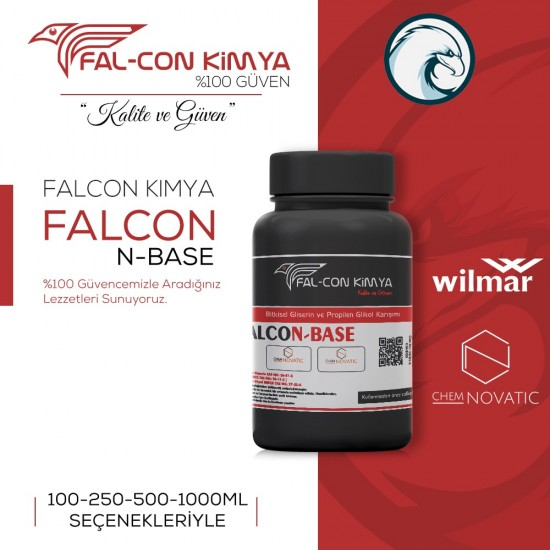 FALCON - BASE GLİSERİN WİLMAR - CHEMNOVATİC 250 ML