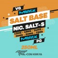 SALT BASE - CHEM SALT-S MERCK/MERCK
