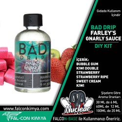 BAD DRİP - FARLEY'S GNARLY SAUCE 30 - 60 - 100 ML DIY-KIT