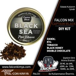 CAPTAIN BLACKE 30 - 60 ML DIY-KIT