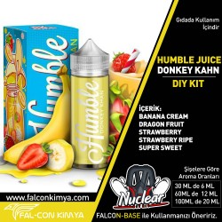 HUMBLE JUICE - DONKEY KAHN 30 - 60 - 100 ML DIY-KIT