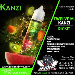 TWELVE MONKEYS - KANZİ 30 - 60 - 100 ML DIY-KIT