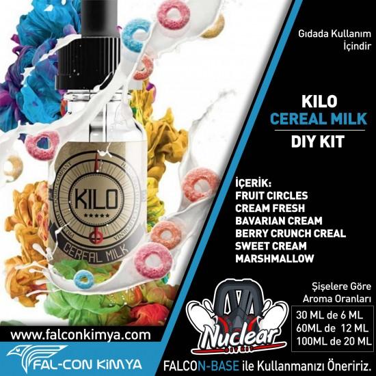 CEREAL MILK - KILO 30 - 60 - 100 ML DIYKIT