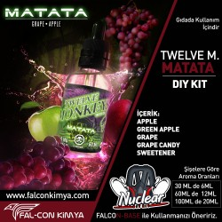 TWELVE MONKEYS - MATATA 30 - 60 - 100 ML DIY-KIT