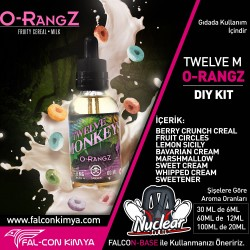 O-RANGZ 30 - 60 - 100 ML DIY-KIT