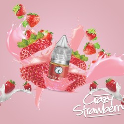 CRAZY STRAWBERRY 30 - 60 - 100 ML DIYKIT AROMA