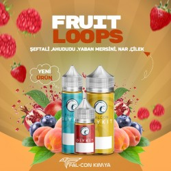 FRUİT LOOPS 30 - 60 - 100 ML DIY-KIT