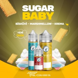 SUGAR BABY 30 - 60 - 100 ML DIY-KIT