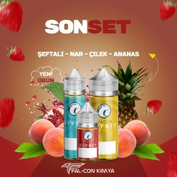 SONSET 30 - 60 - 100 ML DIY-KIT
