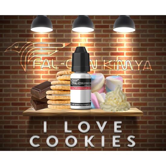 I LOVE COOKIE - MİX AROMA