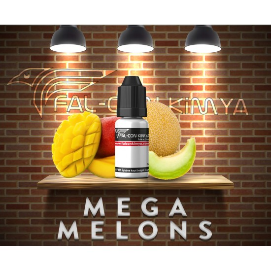 MEGA MELONS - MİX AROMA