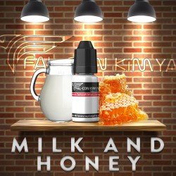 MILK and HONEY MİX AROMA