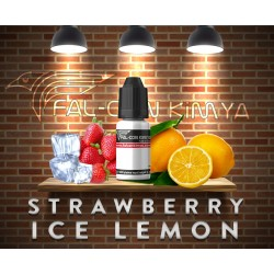 STRAWBERRY ICE LEMON MİX AROMA
