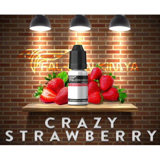CRAZY STRAWBERRY MİX AROMA