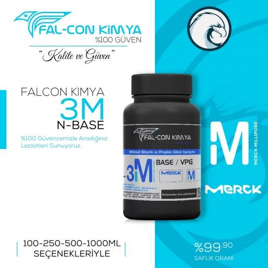 FALCON - BASE GLİSERİN 3M - MERCK 500 ML