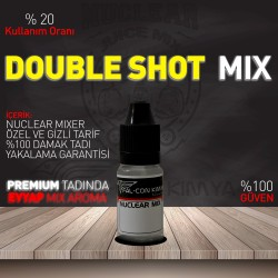DOUBLE SHOT - NUCLEAR MIX AROMA