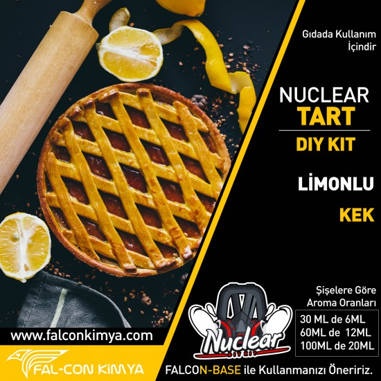 LEMON TART - DIY KIT