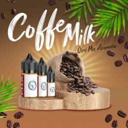 COFFEE MILK - NUCLEAR MIX AROMA